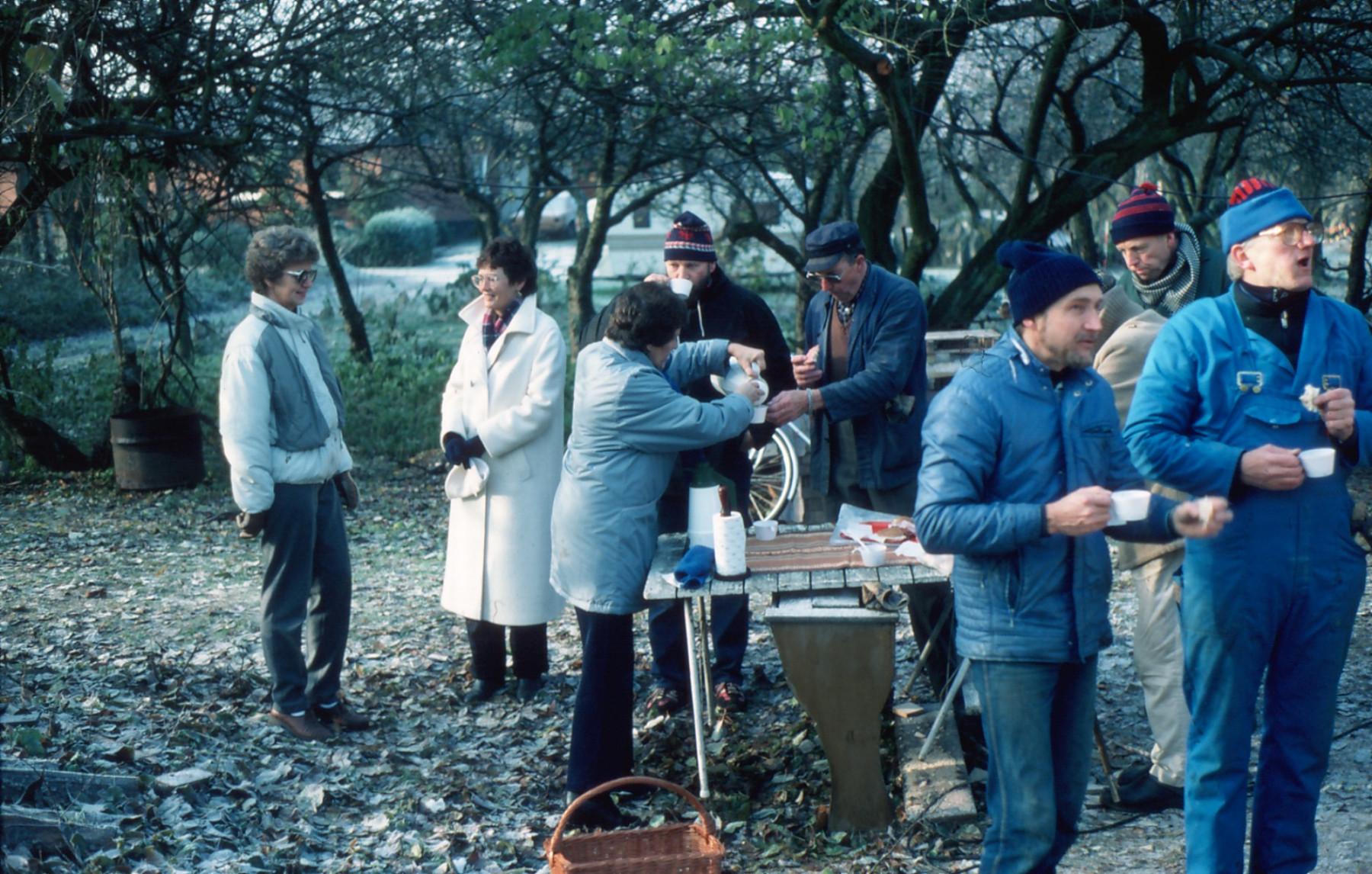 Palsonhuset-1985-kaffepaus