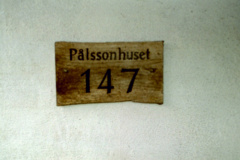 Palssonhuset-gatuadressen